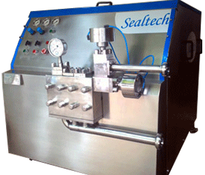 Fully Automatic Homogenizers And High Pressure Pumps