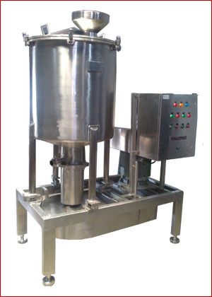 Likwifier Mixer For Food Industries